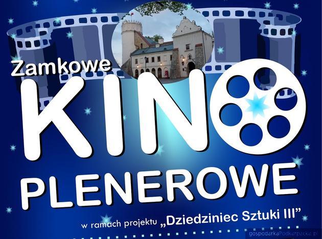 Plenerowe kino i widowisko w Przemyślu