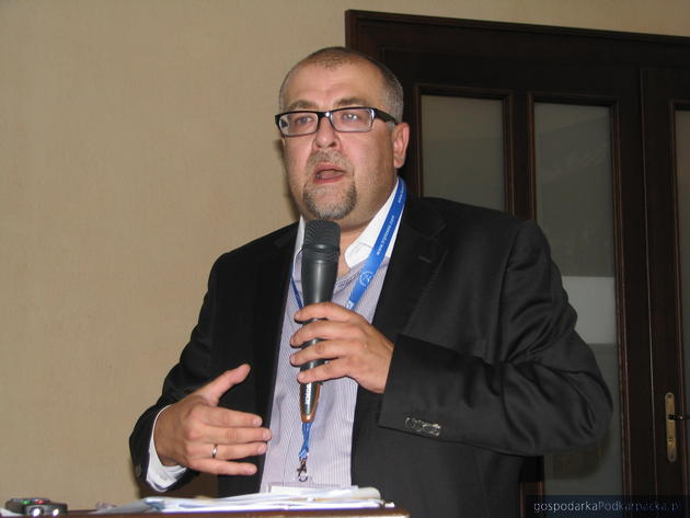 Piotr Lutek z Kancelarii Synergia będzie jednym z ekspertów II Kongres Innowacyjnego Marketingu w Samorządach. Fot. Adam Cyło