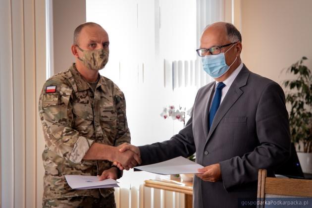 Uniwersytet Rzeszowski nawiązał współpracę z Gromem