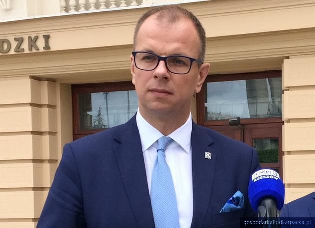 Wojciech Bakun, prezydent Przemyśla. Fot. Adam Cyło