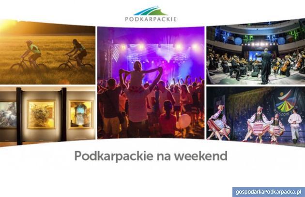 Imprezy i wydarzenia na Podkarpaciu. Weekend 3 i 4 października 2020 r.