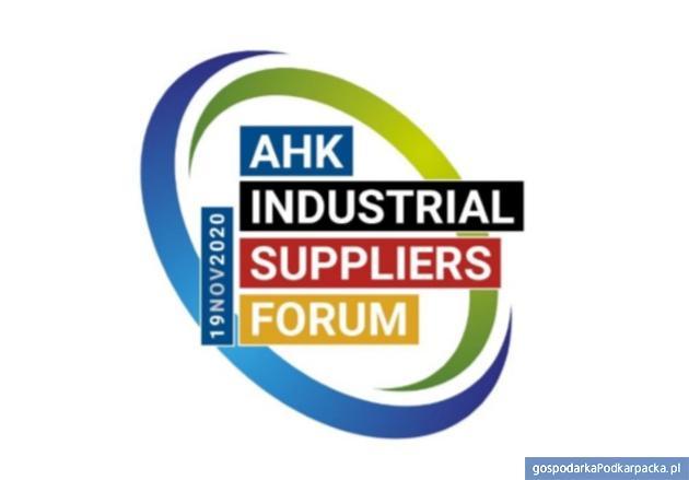 Targi dostawców przemysłowych AHK Industrial Suppliers Forum 2020