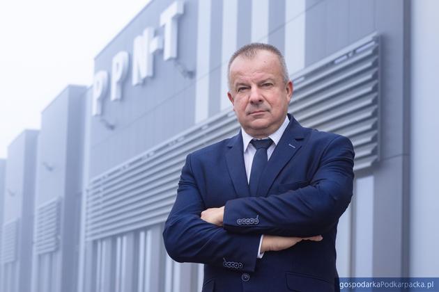 Tadeusz Siemek, nowy dyrektor PPNT