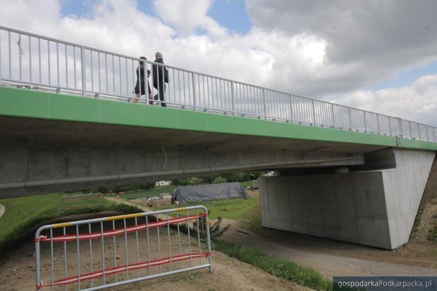 Nowy most w Mielcu. Fot. Monika Konopka