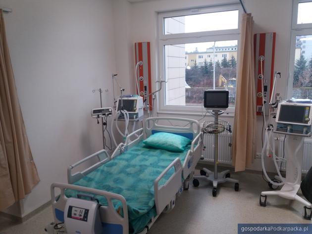 Szpital dla chorych na COVID19 wkrótce zacznie działać w Rzeszowie
