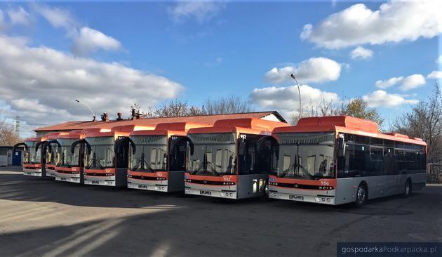 Kolejne autobusy Autosana dotarły już do rzeszowskiego MPK