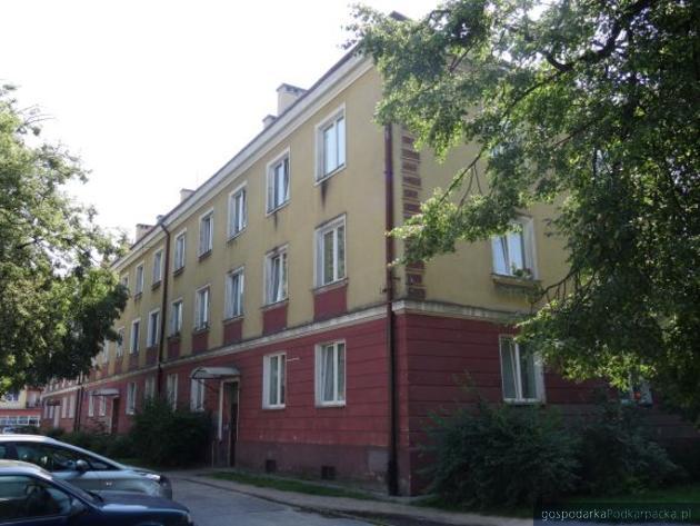 Kamienica przy ul. Langiewicza 3 przed odnowieniem. Fot. Urząd Miasta Rzeszowa