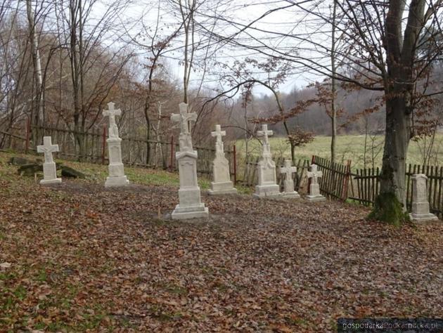 Zakończył się III etap prac konserwatorskich na cmentarzach w Zespole Cerkiewnym w Radrużu