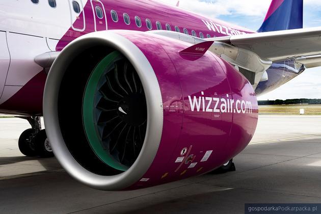 Wizz Air wznawia loty z Polski (w tym z Jasionki) i ogłasza promocję