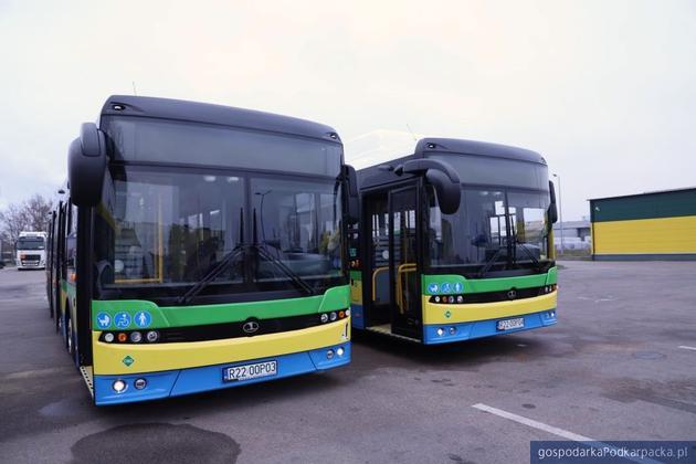 Autosan rozpoczął dostawy autobusów do Ostrołęki