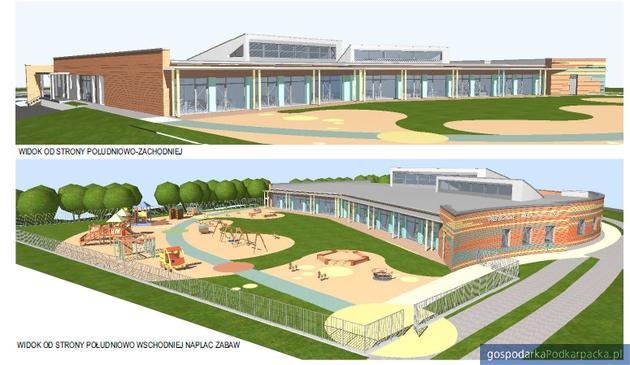 Co z budową przedszkola w technologii pasywnej w Woli Zarczyckiej?