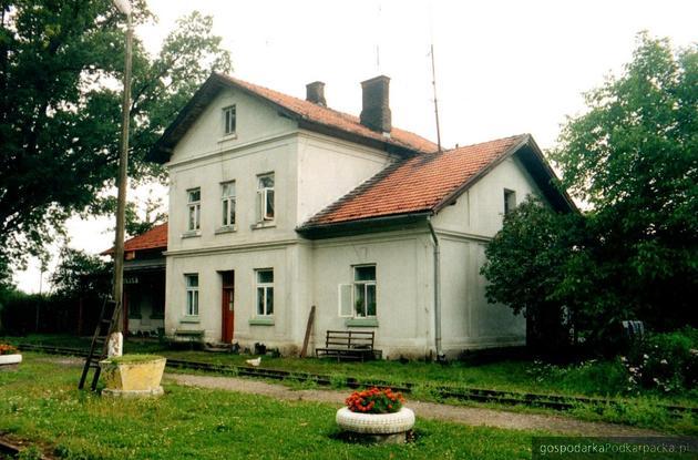 Dworzec w Kańczudze. Fot. WUOZ Przemyśl/kanczuga.pl