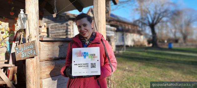 Marina Sestasvili z Chutoru Gorajec