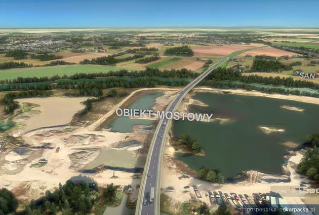 Fot. PZDW (wizualizacja Promost Consulting)
