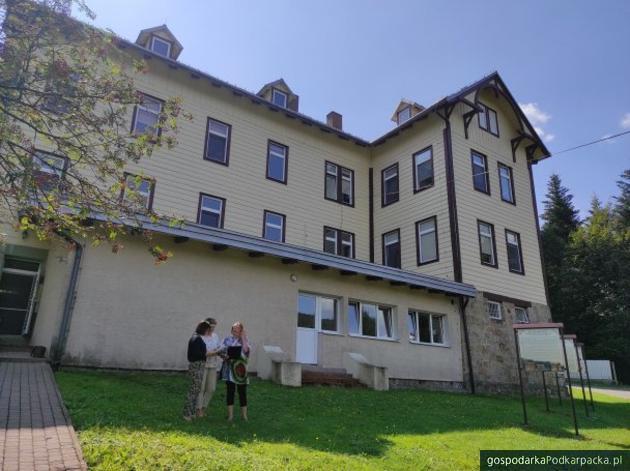 Modernizacja boisk kompleksu Domu Wczasów Dziecięcych w Rymanowie-Zdroju