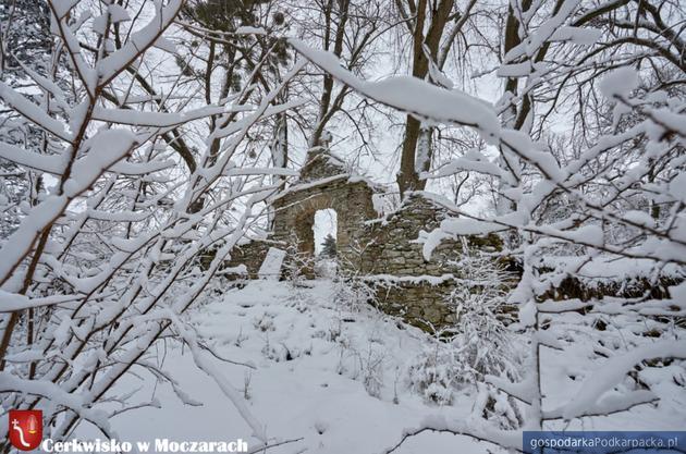 Cerkwisko w Moczarach czeka renowacja