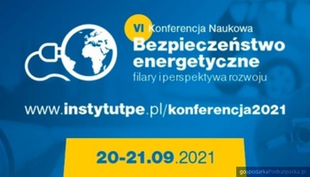 """Konferencja """"Bezpieczeństwo energetyczne"""" w Rzeszowie 2021"""" - termin już znany"""