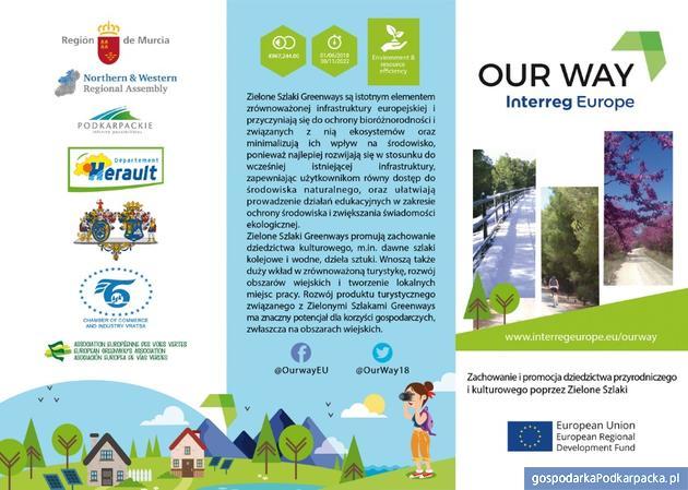 Informacja nt. konferencji regionalnej w ramach projektu OUR WAY
