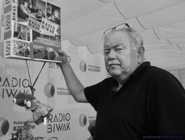 Janusz Majka. Fot. radio.rzeszow.pl