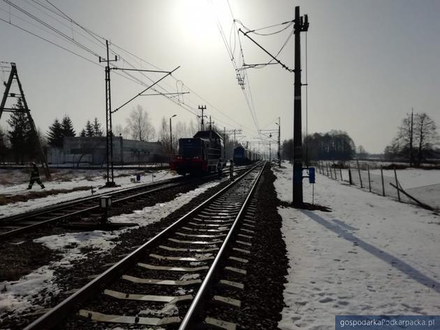 Wypadek pociągu relacji Rzeszów – Szczecin