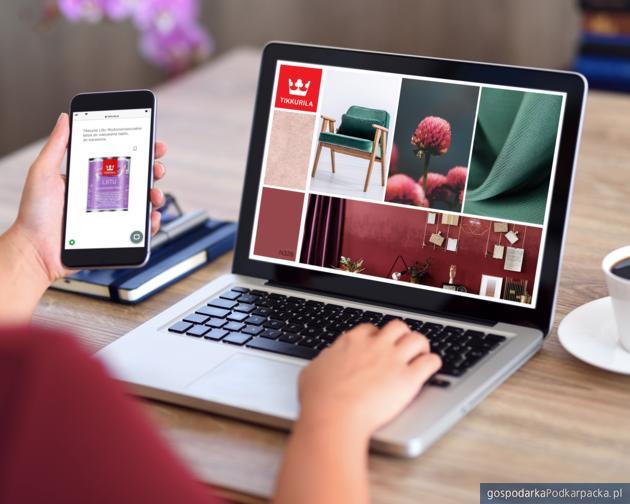 Bezpłatne porady designerów Tikkurila online