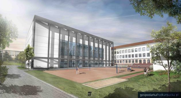 Sześć ofert na budowę hali sportowej przy Zespole Szkół nr 1 w Rzeszowie