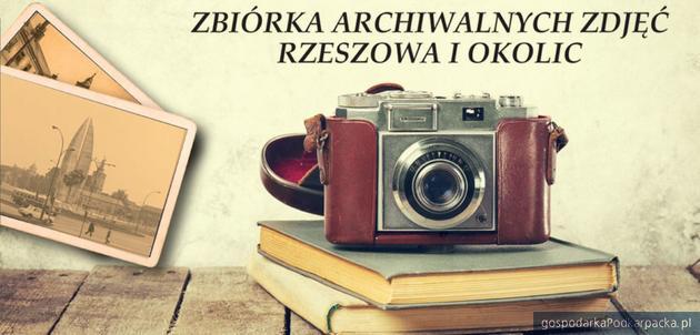 Powstanie album prywatnych starych zdjęć Rzeszowa. Dołącz swoje fotografie