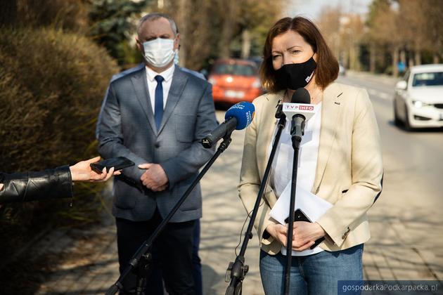 Ewa Leniart zapowiada Miejski Fundusz Antysmogowy w Rzeszowie