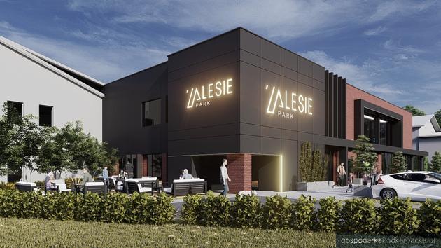 Zalesie Park – nowe centrum handlowe w Rzeszowie
