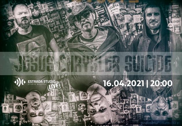 Koncert online Jesus Chrysler Suicide w Estrada Studio Live