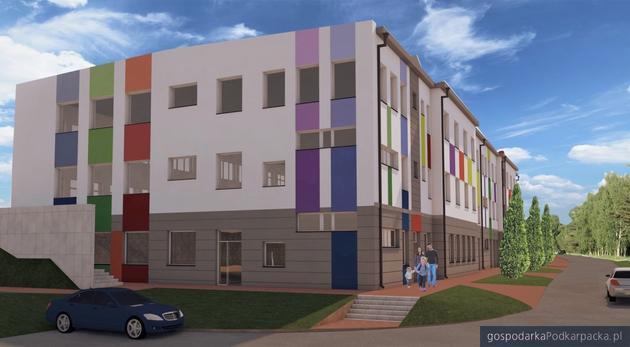 Nowe przedszkole przy Iwonickiej w Rzeszowie - są przetargi na wyposażenie