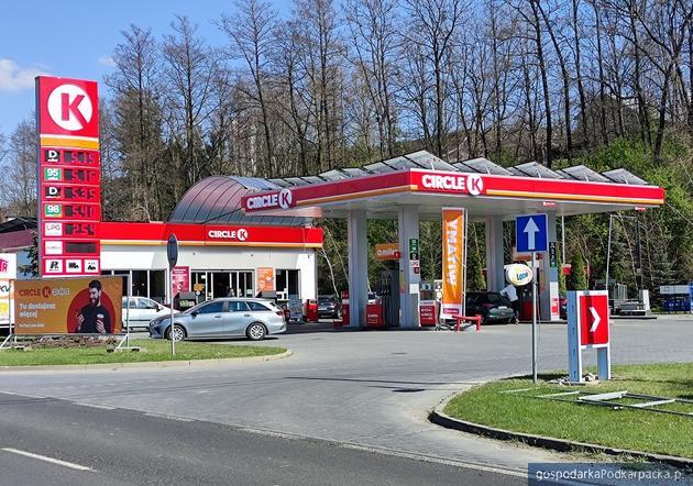 Nowa stacja Circle K w Ropczycach