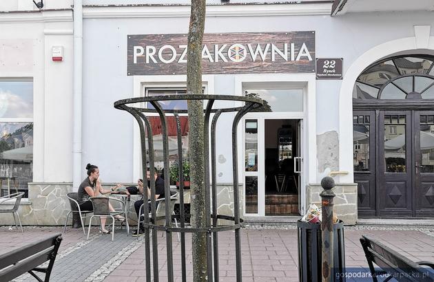 Restauracja Proziakownia w Sanoku