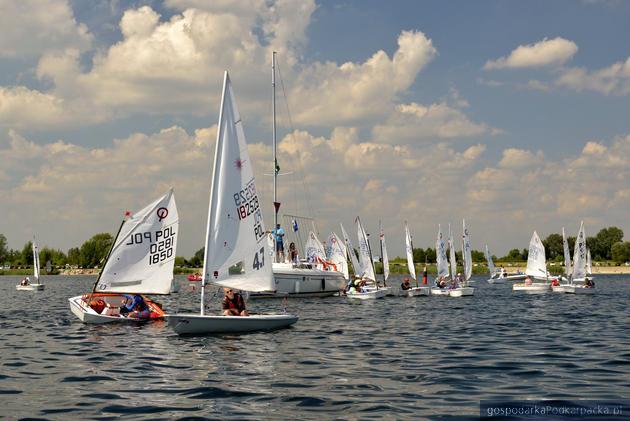 Jezioro Tarnobrzeskie zwyciężyło w plebiscycie Turystyczne Perły Podkarpacia 2021.