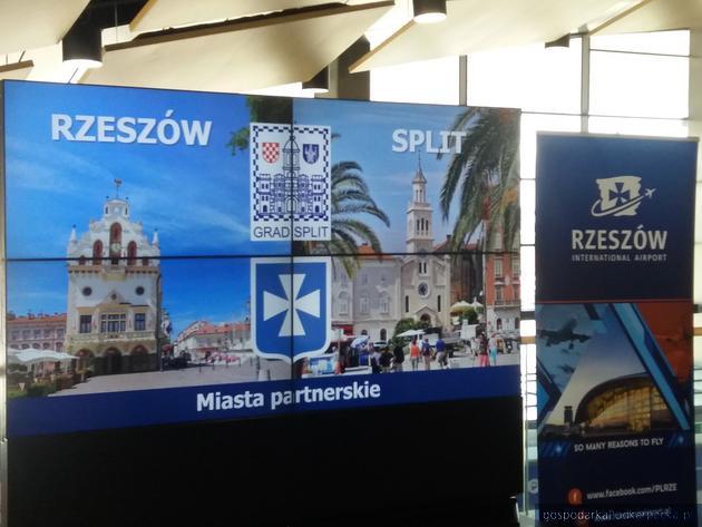 Wakacyjny rozkład lotów z Portu Lotniczego Rzeszów-Jasionka (wakacje 2021)