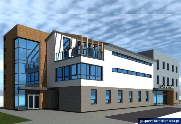 Znów drogie oferty na budowę ośrodka zdrowia, biblioteki i centrum kultury w Krościenku Wyżnem