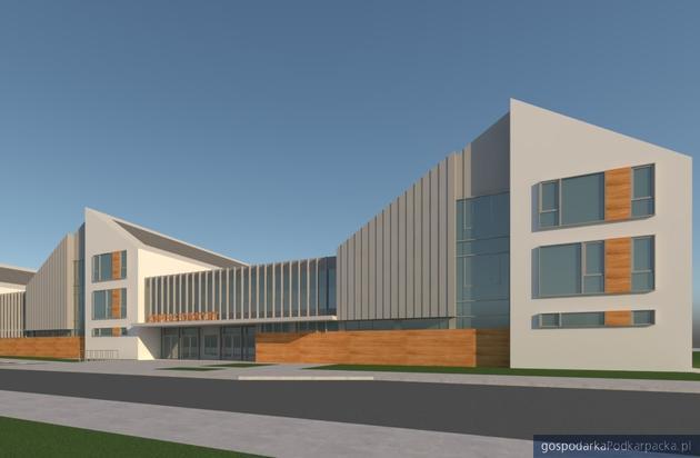 Nowa szkoła na osiedlu Niwa w Głogowie Młp.. Już wiadomo, jak będzie wyglądała