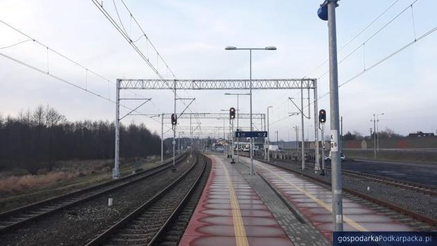 Prace projektowe na linii Rzeszów-Medyka z dofinansowaniem z instrumentu Łącząc Europę
