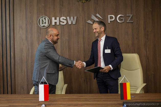 Umowa Huty Stalowa Wola z Rheinmetall Waffe Munition GmbH