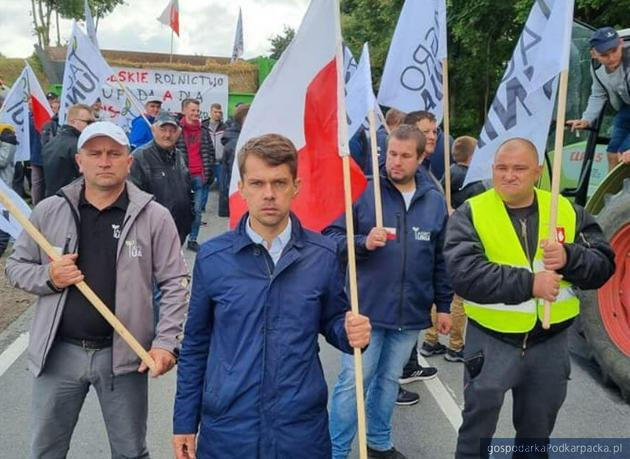 Protest rolniczy w Rzeszowie. Będzie blokada ważnych dróg