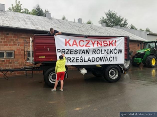 Dziś strajk Agrounii w Rzeszowie