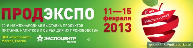 Hortino jedzie na targi Prod Expo w Rosji
