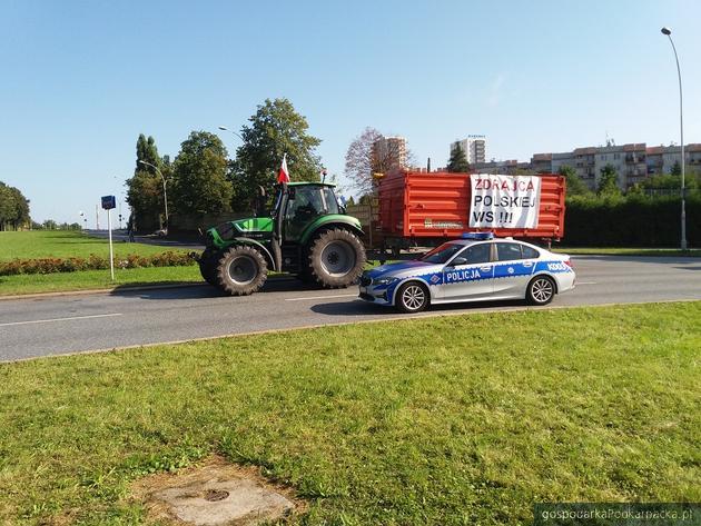 Rolnicy z Agrounii zapowiadają kolejne protesty