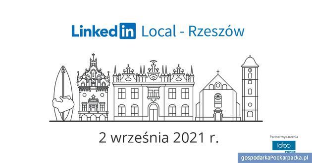 Spotkanie LinkedIn Local Rzeszów - siódma edycja