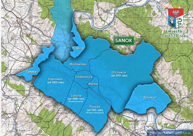 Co dalej ze zmianą granic Sanoka?