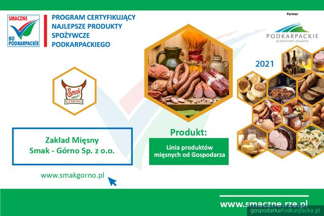 Wyjątkowe wyroby mięsne z Górna