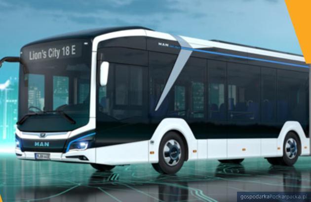 Autobus elektryczny. Fot. ilustracyjne