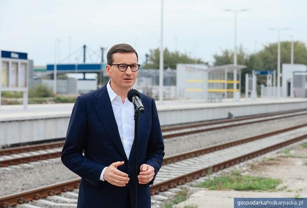Mateusz Morawiecki. Fot. Adam Guz/KPRM