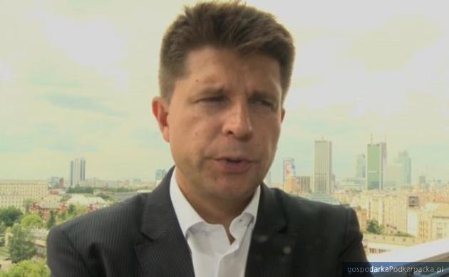 Ryszard Petru, Towarzystwo Ekonomistów Polskich. Fot. Newseria