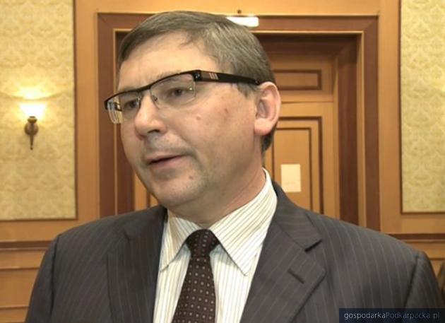 Jacek Hryniuk, członek Krajowej Rady Biegłych Rewidentów. Fot. Newseria